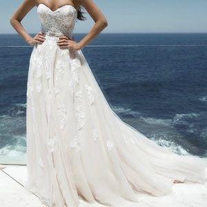 Mia Solano Dresses Wedding Gown Pia 14 Poshmark